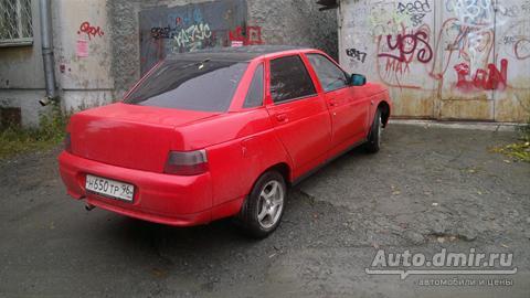 купить ваз 2110 лада 2110 1999 г.в. в екатеринбурге по цене 100000 руб. autodmir.ru автомобили и цены